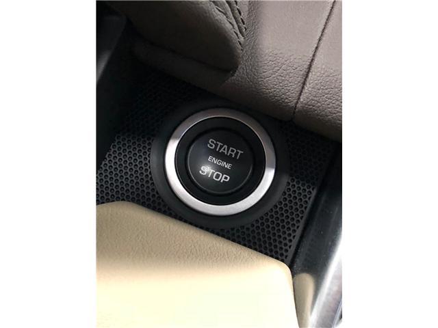 2016 Land Rover Range Rover Sport DIESEL Td6 HSE (Stk: B0306) in Mississauga - Image 13 of 28