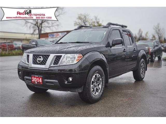 2014 Nissan Frontier PRO-4X (Stk: 4019A) in Hamilton - Image 1 of 22