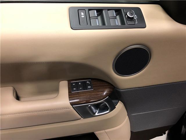 2016 Land Rover Range Rover Sport DIESEL Td6 HSE (Stk: B0306) in Mississauga - Image 20 of 28