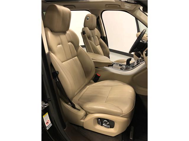 2016 Land Rover Range Rover Sport DIESEL Td6 HSE (Stk: B0306) in Mississauga - Image 22 of 28