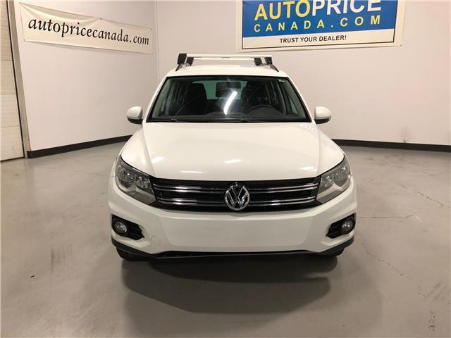2015 Volkswagen Tiguan Trendline (Stk: F0286) in Mississauga - Image 2 of 24
