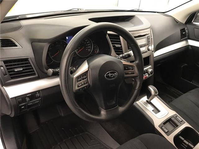 2013 Subaru Outback 2.5i Convenience Package (Stk: 181834) in Lethbridge - Image 14 of 27