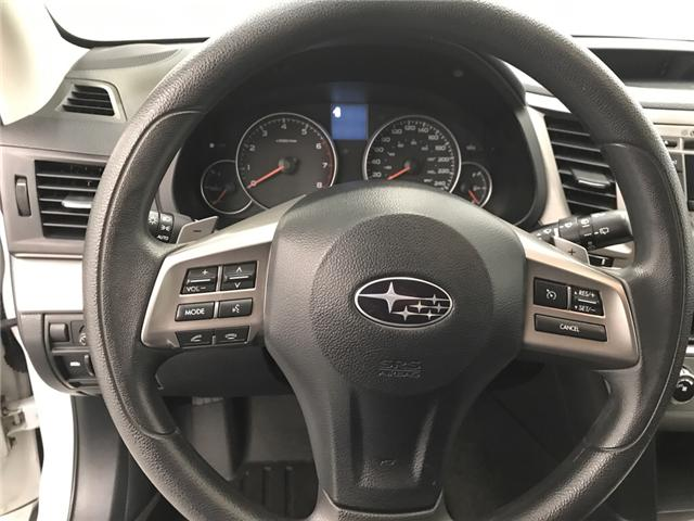 2013 Subaru Outback 2.5i Convenience Package (Stk: 181834) in Lethbridge - Image 17 of 27