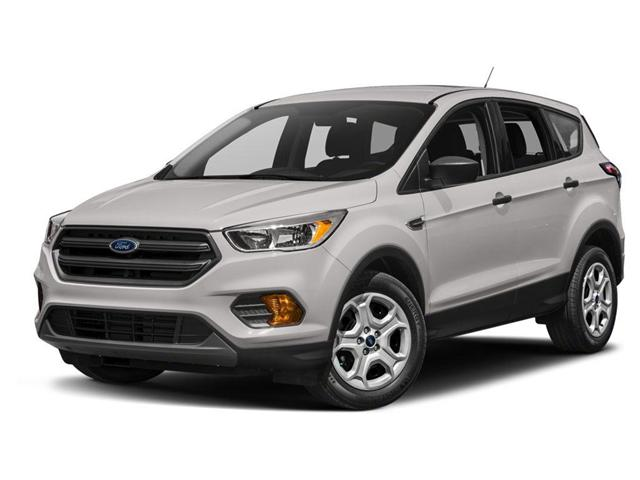 2019 Ford Escape Titanium (Stk: K-1233) in Calgary - Image 1 of 9