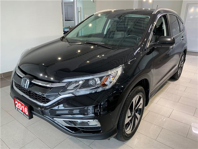 2016 Honda CR-V Touring (Stk: 925177A) in North York - Image 1 of 15