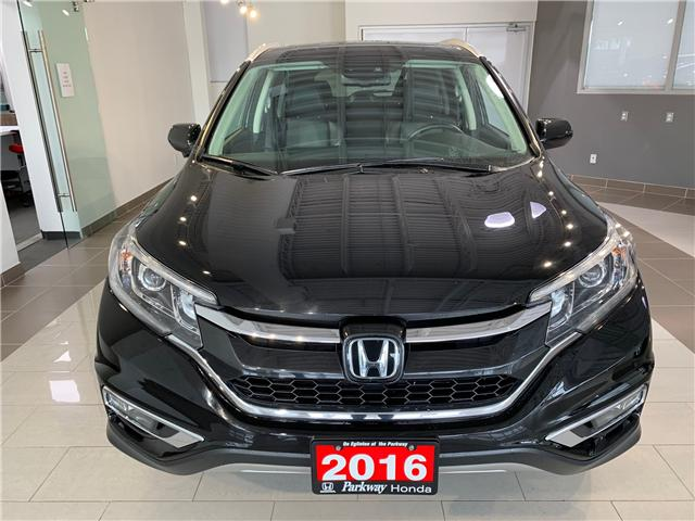 2016 Honda CR-V Touring (Stk: 925177A) in North York - Image 2 of 15