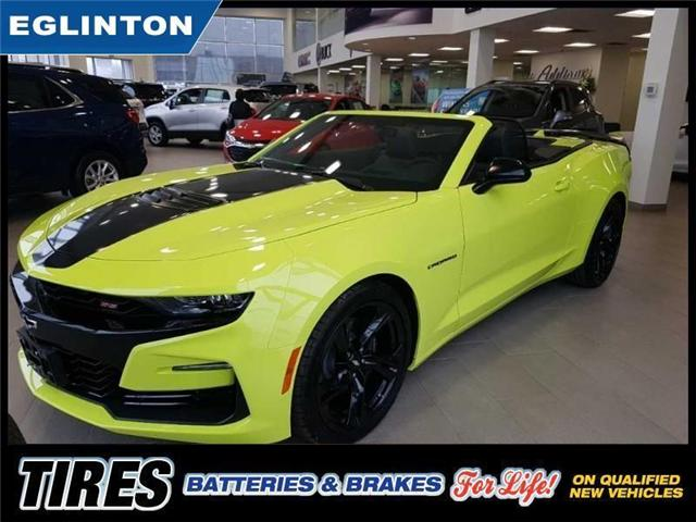 2019 Chevrolet Camaro 2SS (Stk: K0148208) in Mississauga - Image 1 of 17