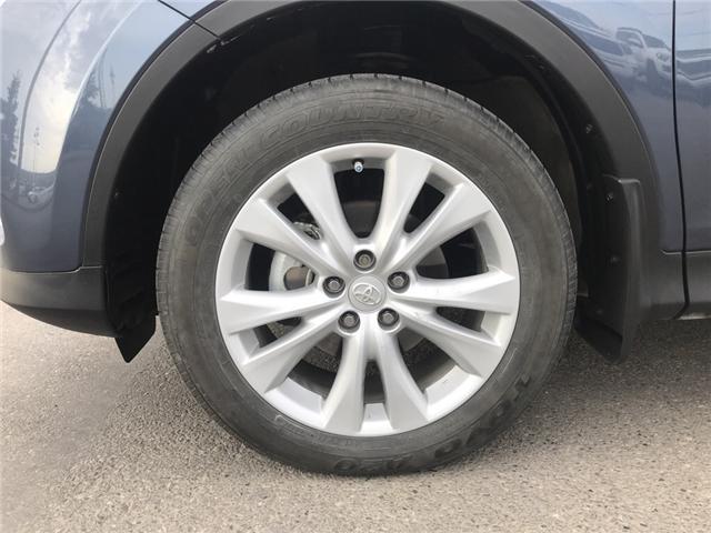 2013 Toyota RAV4 Limited (Stk: 190145A) in Cochrane - Image 9 of 14