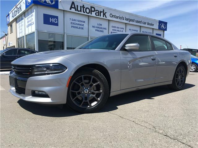 2018 Dodge Charger GT (Stk: 18-81721) in Brampton - Image 1 of 26