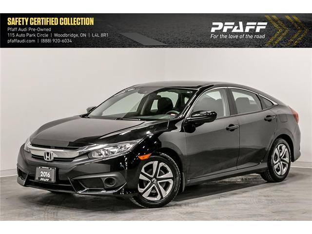 2017 Honda Civic LX (Stk: T16676A) in Woodbridge - Image 1 of 20