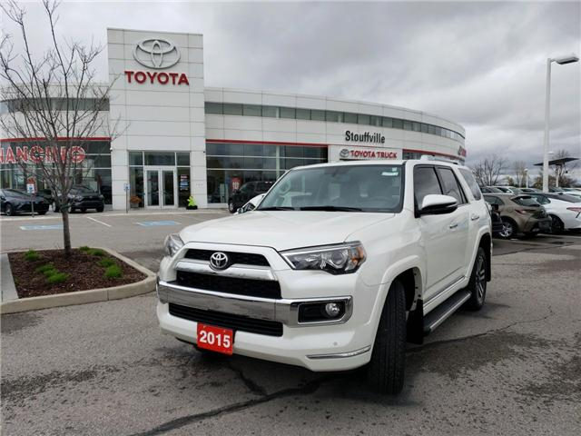2015 Toyota 4Runner  (Stk: P1809) in Whitchurch-Stouffville - Image 1 of 19