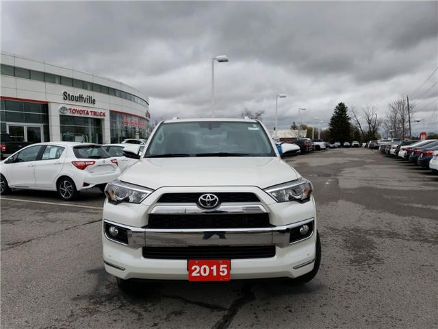 2015 Toyota 4Runner  (Stk: P1809) in Whitchurch-Stouffville - Image 2 of 19