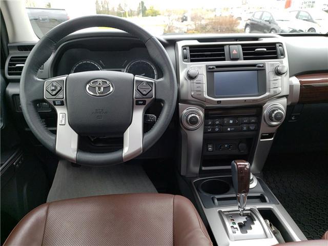 2015 Toyota 4Runner SR5 V6 (Stk: P1809) in Whitchurch-Stouffville - Image 6 of 19