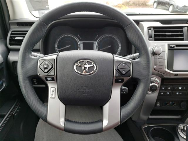 2015 Toyota 4Runner  (Stk: P1809) in Whitchurch-Stouffville - Image 7 of 19