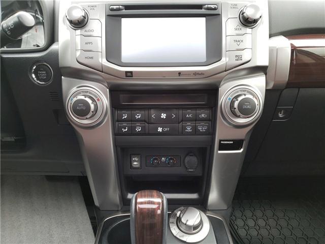 2015 Toyota 4Runner SR5 V6 (Stk: P1809) in Whitchurch-Stouffville - Image 8 of 19