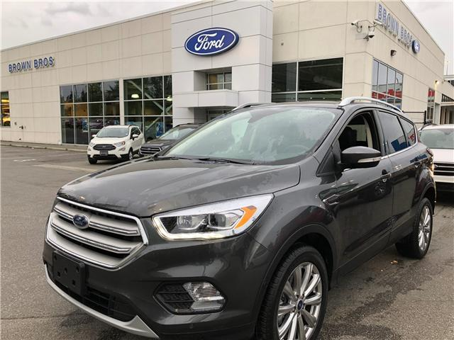 2018 Ford Escape Titanium (Stk: CP19176) in Vancouver - Image 1 of 26