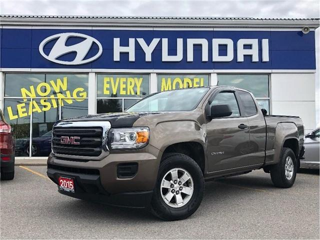 2015 GMC Canyon SLE (Stk: H11853A) in Peterborough - Image 1 of 24