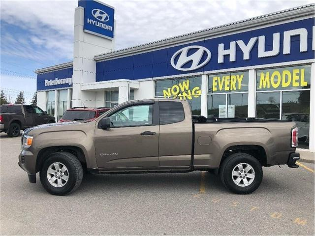 2015 GMC Canyon SLE (Stk: H11853A) in Peterborough - Image 2 of 24