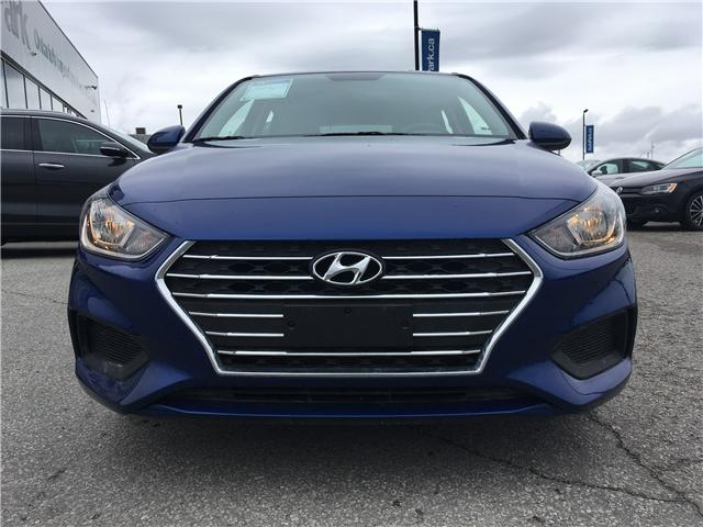 2019 Hyundai Accent Preferred (Stk: 19-58808RJB) in Barrie - Image 2 of 26