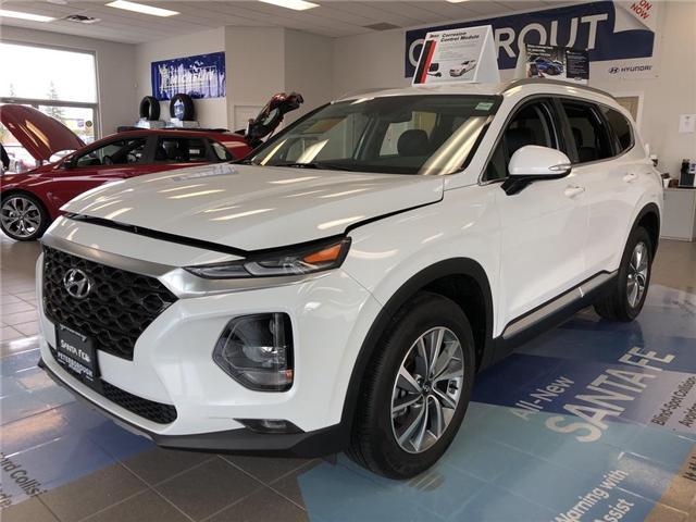 2019 Hyundai Santa Fe  (Stk: H11883) in Peterborough - Image 1 of 5