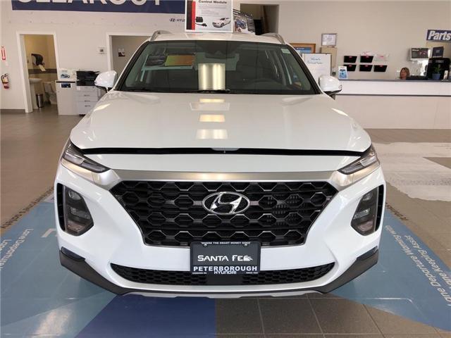 2019 Hyundai Santa Fe  (Stk: H11883) in Peterborough - Image 2 of 5