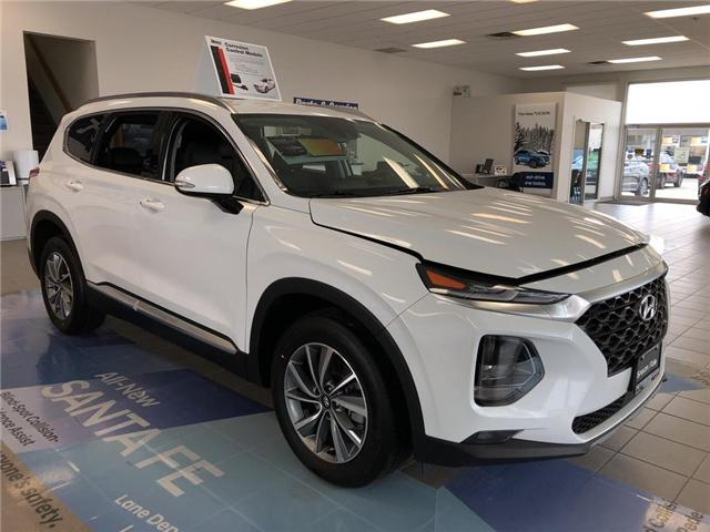 2019 Hyundai Santa Fe  (Stk: H11883) in Peterborough - Image 3 of 5