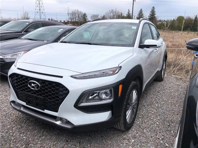 2019 Hyundai KONA  (Stk: H12038) in Peterborough - Image 1 of 5