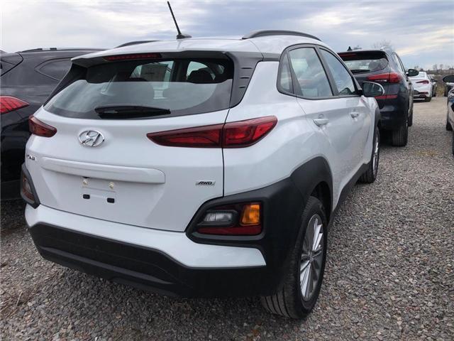 2019 Hyundai KONA  (Stk: H12038) in Peterborough - Image 4 of 5