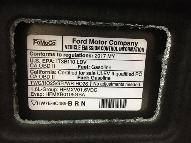 2017 Ford Fiesta SE (Stk: 34887R) in Belleville - Image 18 of 22