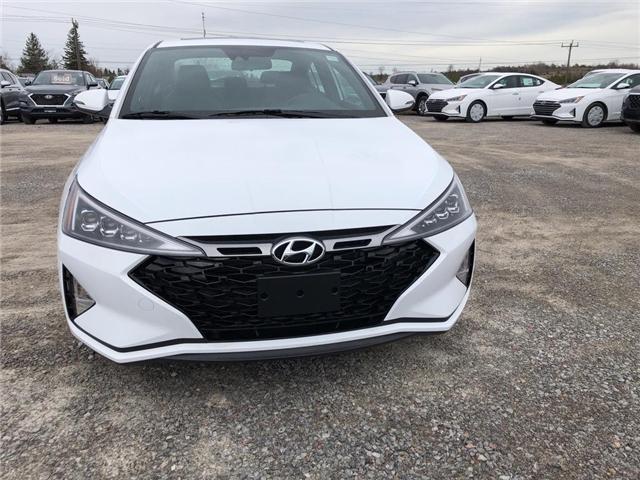 2019 Hyundai Elantra Sport (Stk: H12063) in Peterborough - Image 2 of 5