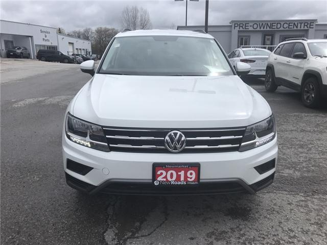 2019 Volkswagen Tiguan Trendline (Stk: 24083S) in Newmarket - Image 6 of 20