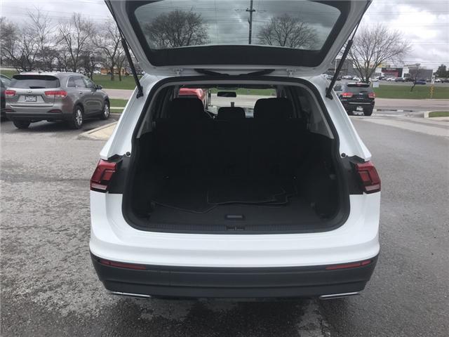 2019 Volkswagen Tiguan Trendline (Stk: 24083S) in Newmarket - Image 8 of 20