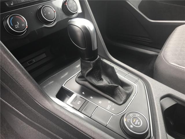 2019 Volkswagen Tiguan Trendline (Stk: 24083S) in Newmarket - Image 14 of 20