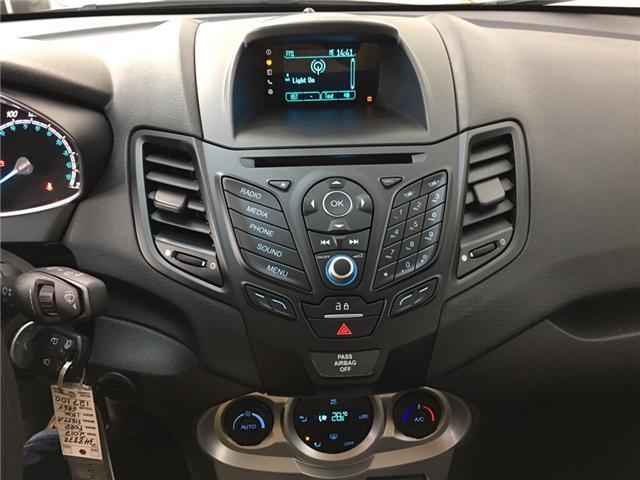 2017 Ford Fiesta SE (Stk: 34887R) in Belleville - Image 6 of 22