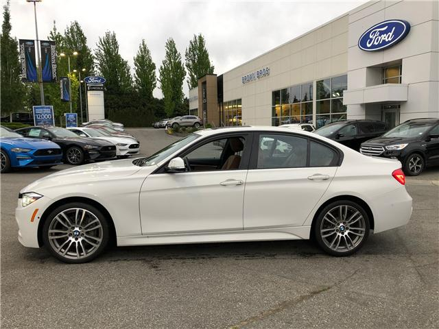 2016 BMW 340i xDrive (Stk: OP19158) in Vancouver - Image 2 of 23