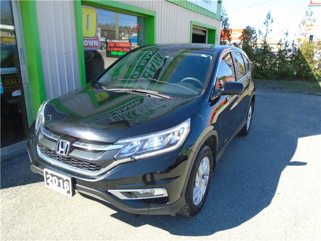 2016 Honda CR-V EX (Stk: ) in Sudbury - Image 2 of 6