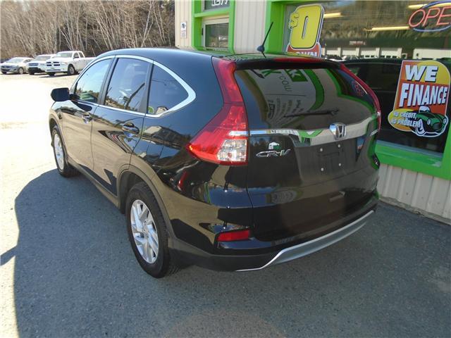 2016 Honda CR-V EX (Stk: ) in Sudbury - Image 3 of 6