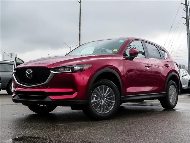 2019 Mazda CX-5 GS (Stk: M6598) in Waterloo - Image 1 of 18