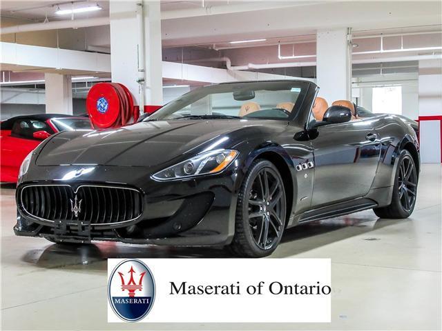 2015 Maserati GranTurismo Sport (Stk: U4267) in Vaughan - Image 1 of 26