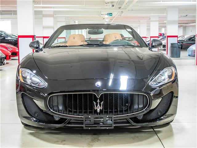 2015 Maserati GranTurismo Sport (Stk: U4267) in Vaughan - Image 2 of 26