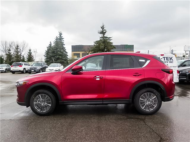 2019 Mazda CX-5 GS (Stk: M6598) in Waterloo - Image 8 of 18