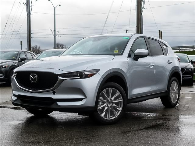 2019 Mazda CX-5 GT (Stk: M6614) in Waterloo - Image 1 of 18