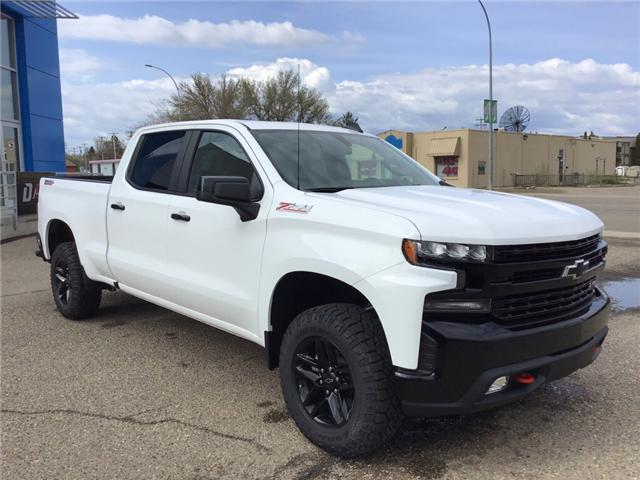 2019 Chevrolet Silverado 1500 LT Trail Boss (Stk: 204796) in Brooks - Image 1 of 30