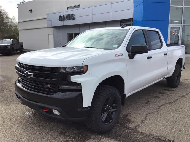 2019 Chevrolet Silverado 1500 LT Trail Boss (Stk: 204796) in Brooks - Image 5 of 30