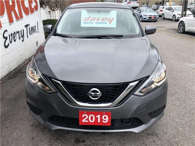 2019 Nissan Sentra 1.8 SV (Stk: 19-302) in Oshawa - Image 2 of 16