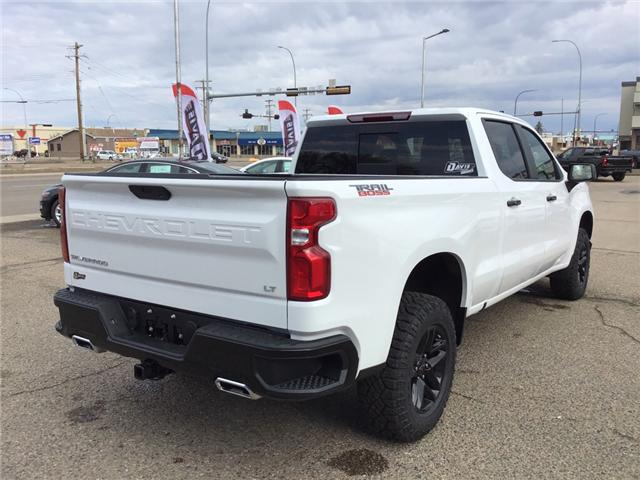 2019 Chevrolet Silverado 1500 LT Trail Boss (Stk: 204796) in Brooks - Image 13 of 30