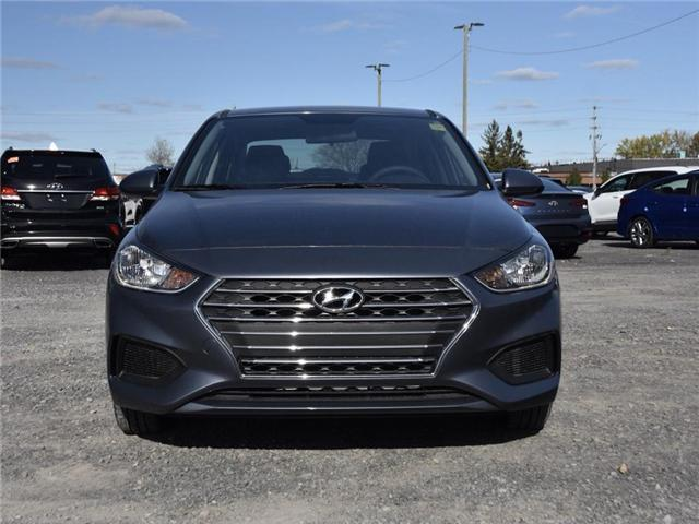 2019 Hyundai Accent Preferred (Stk: R95026) in Ottawa - Image 2 of 9