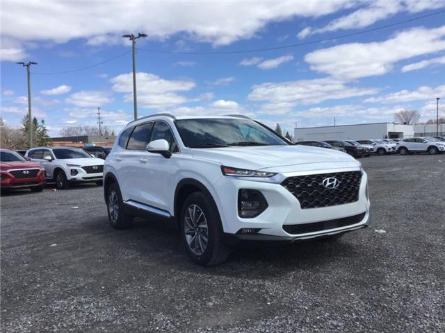 2019 Hyundai Santa Fe Preferred 2.4 (Stk: R95120) in Ottawa - Image 1 of 11