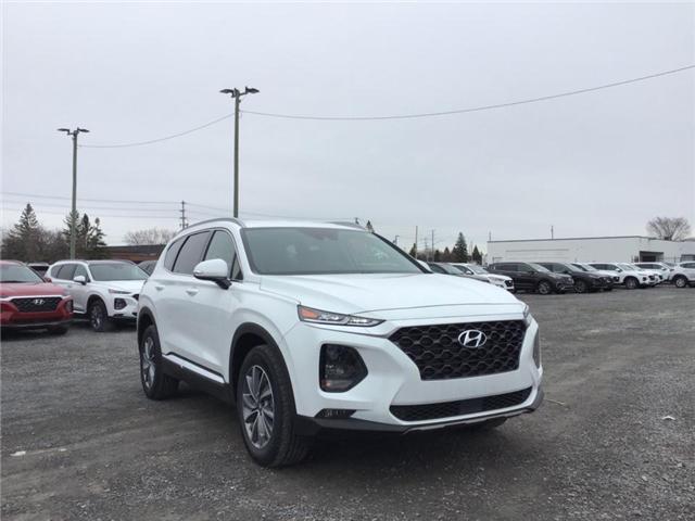 2019 Hyundai Santa Fe Preferred 2.0 (Stk: R95244) in Ottawa - Image 1 of 11