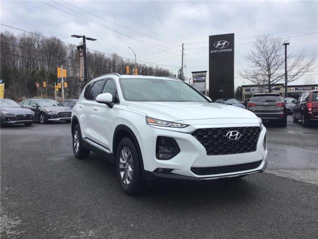 2019 Hyundai Santa Fe ESSENTIAL (Stk: R95415) in Ottawa - Image 1 of 11